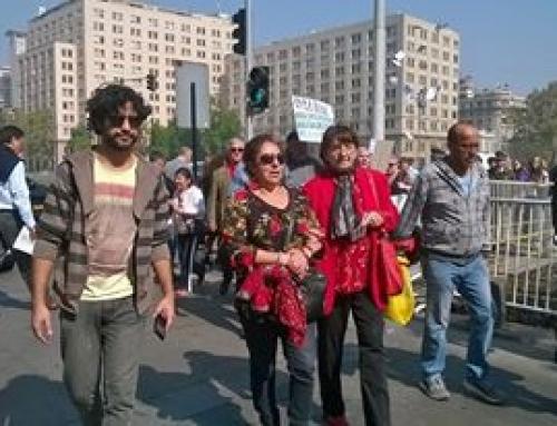 Fallece Sylvia Pinilla destacada luchadora por los derechos humanos