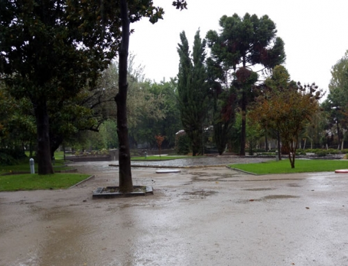 Cierre temporal del Parque