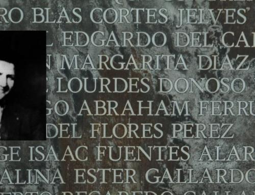 A 41 años, la humanidad de Jorge Fuentes se engrandece