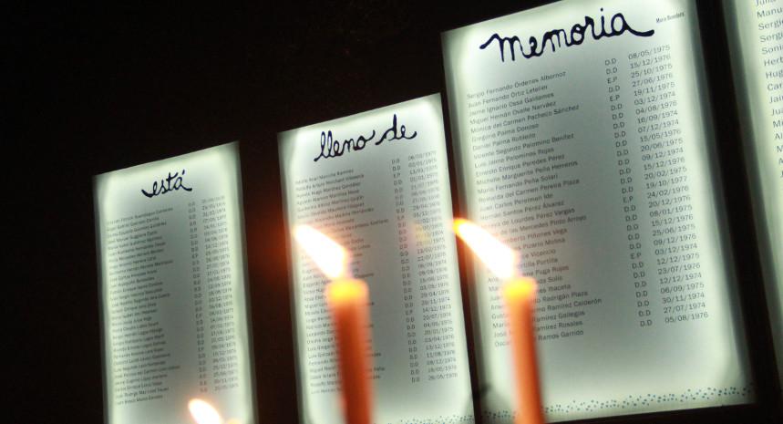 Un 11 de septiembre de memoria y lucha contra el secretismo y la impunidad