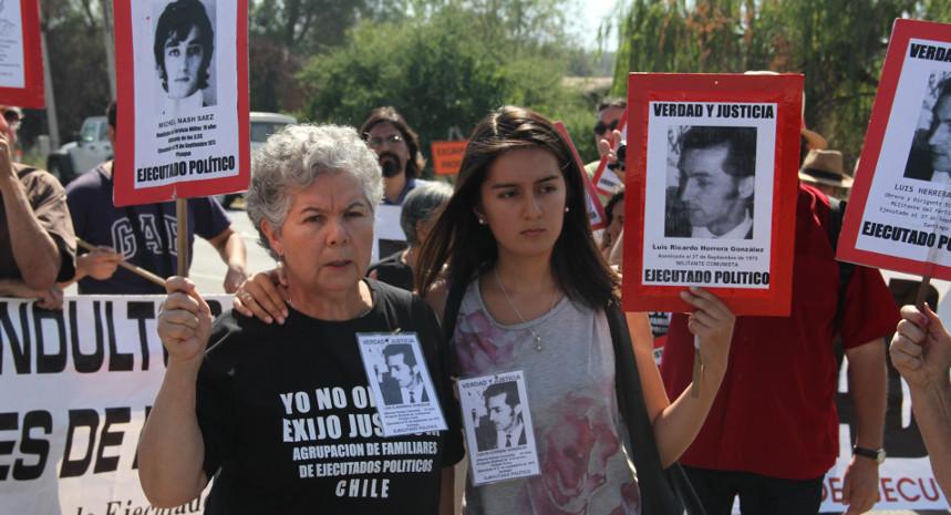 Liberación de victimarios: Una campaña que agrede y violenta a las víctimas