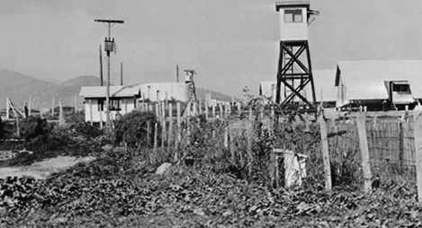 Ex campo de concentración de Puchuncaví debe ser declarado monumento histórico