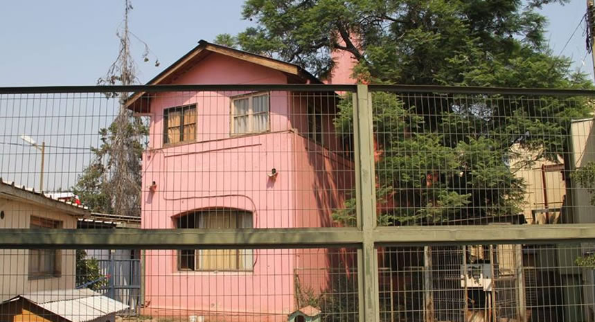 Declaran monumento histórico ex seminario Oblato convertido en campo de concentración
