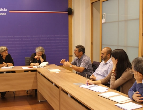 Villa Grimaldi se entrevista con subsecretaria de Derechos Humanos y reitera exigencias de verdad, justicia y reparación