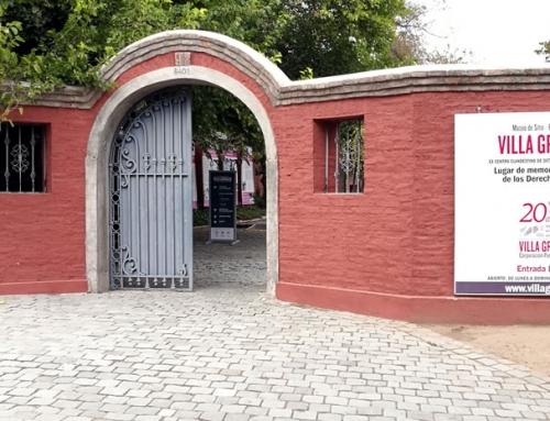 Actividades por los 20 años del Parque por la Paz Villa Grimaldi