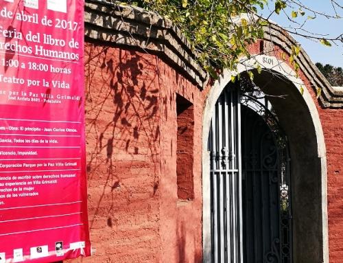 Exitosa Feria del Libro de Derechos Humanos
