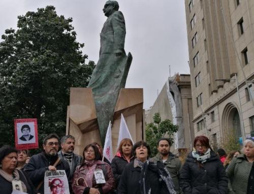 Exigen al Estado de Chile poner fin a la impunidad