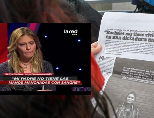 Se querellan por amenazas e incitación al odio en contra de hija de Iturriaga Neumann
