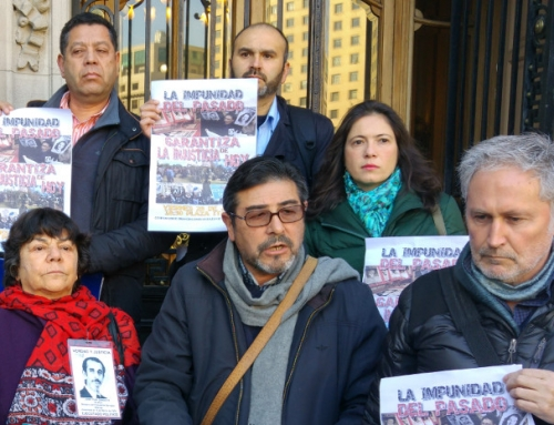 Organizaciones de Derechos Humanos y Sociales convocan a marcha para el 28 de julio y piden salida de Comandante en Jefe del Ejército