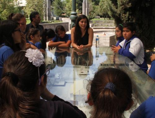 Área Educación realiza convocatoria para formación de educadoras y educadores para apoyar recorridos pedagógicos en Villa Grimaldi