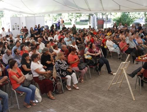 Emotiva presentación del libro sobre asesinatos en dictadura de familia Gallardo Moreno