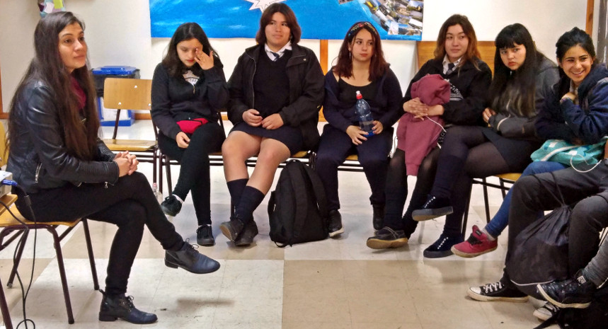 Coordinadora del Área Educación de Villa Grimaldi expuso en Jornadas de Universidad Nacional de Quilmes y fortaleció vínculos con sitios de memoria trasandinos