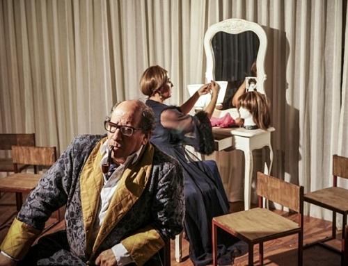 """""""Delirio a dúo"""", obra basada en pieza de Eugène Ionesco, se presentará 18, 19 y 20 de enero en Villa Grimaldi"""