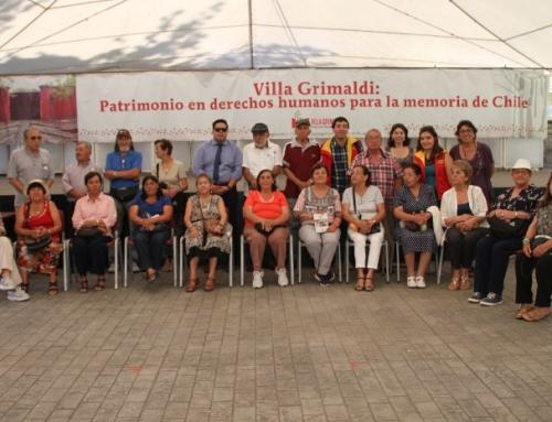 """Adultos mayores de cuatro comunas participaron en primeras jornadas del proyecto """"Encuentro de adultos mayores. Tu historia es mi historia"""""""