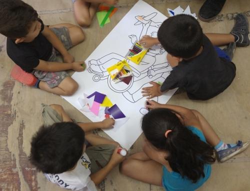 Equipo de Educación realizó taller sobre derechos de niñas, niños y adolescentes con pre escolares