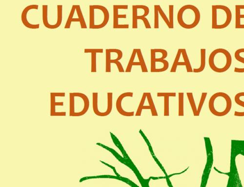 Área Educación de Villa Grimaldi presenta volumen nueve del Cuaderno de Trabajos Educativos