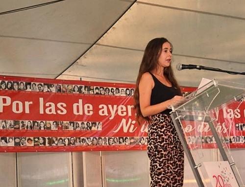 Ni un paso atrás, por Mariana Zegers Izquierdo