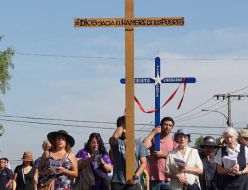 19 de abril: Vía Crucis Popular al sitio de memoria Parque por la Paz Villa Grimaldi