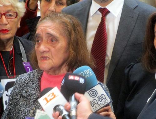 Familiares de detenidos desaparecidos de Ñuble solicitaron al parlamento destrabar causas paralizadas en el Tribunal Constitucional