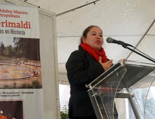 Con positiva evaluación de autoridades gubernamentales culminó proyecto con adultos mayores de Villa Grimaldi