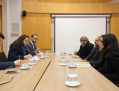 Red de Sitios de Memoria sostuvo reunión con Subsecretaría de Derechos Humanos para abordar temáticas de memoria, justicia y reparación