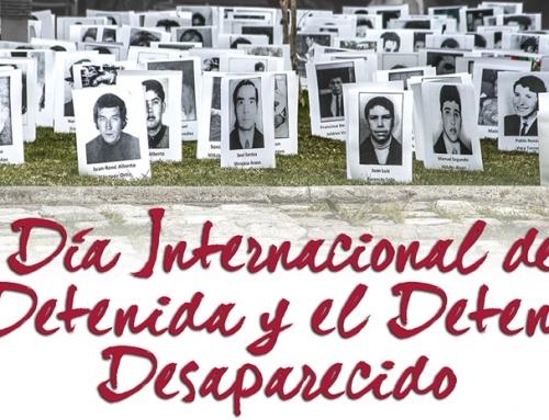 Villa Grimaldi conmemorará el próximo 25 de agosto el Día Internacional de la Detenida y el Detenido Desaparecido