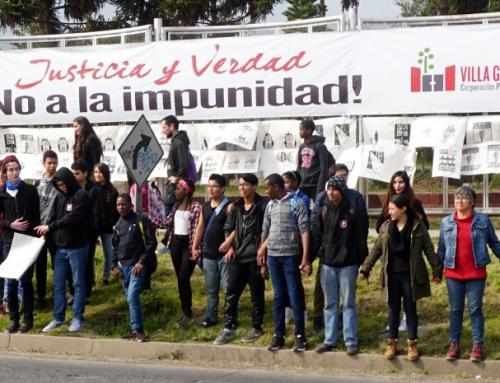 Respondiendo al negacionismo y enarbolando el derecho a la memoria Villa Grimaldi conmemoró el 45° aniversario del golpe de Estado