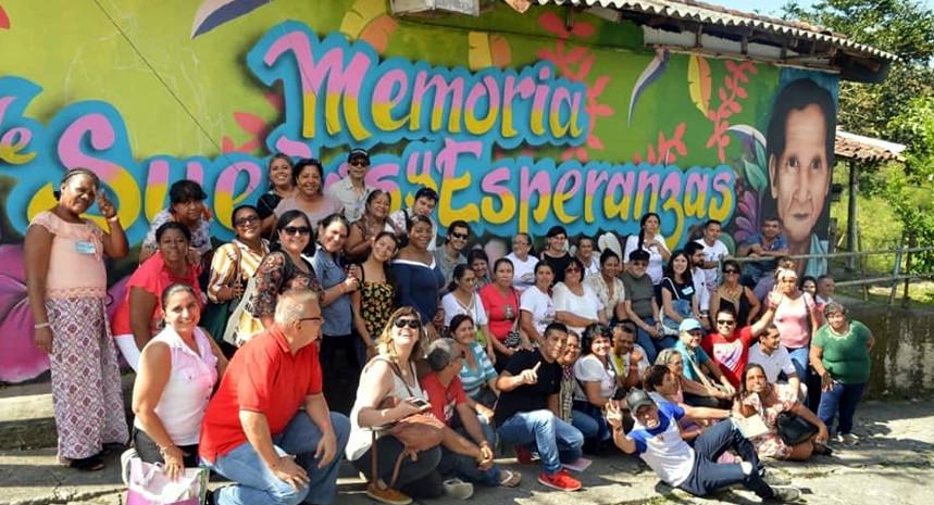 Sitios de memoria de Latinoamérica y el Caribe apoyan labor de la Comisión para el Esclarecimiento de la Verdad de Colombia