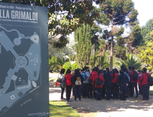 Convocatoria a concurso para profesional del Área Educación de la Corporación Parque por la Paz Villa Grimaldi