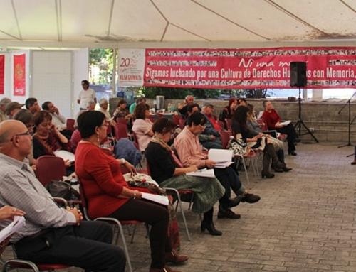 2da citación a Asamblea General Ordinaria de socios y socias de la Corporación Parque por la Paz Villa Grimaldi