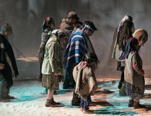 Ciclo 'Teatro documental, memoria, pueblos originarios y derechos humanos' en Villa Grimaldi