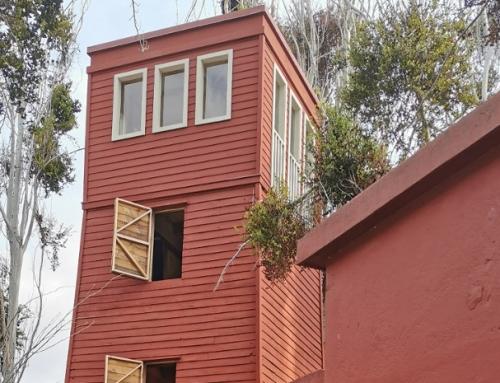 Sitio de memoria Parque por la Paz Villa Grimaldi reinauguró 'La Torre' el 11 de septiembre