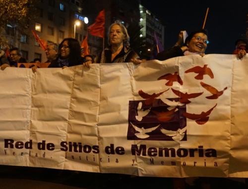 Red de Sitios de Memoria expuso ante comisión de cultura de la Cámara de Diputados