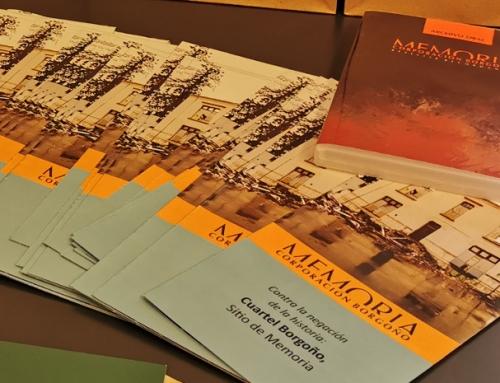 Colección de testimonios de Corporación Memoria Borgoño será incorporada al archivo oral del Parque por la Paz Villa Grimaldi