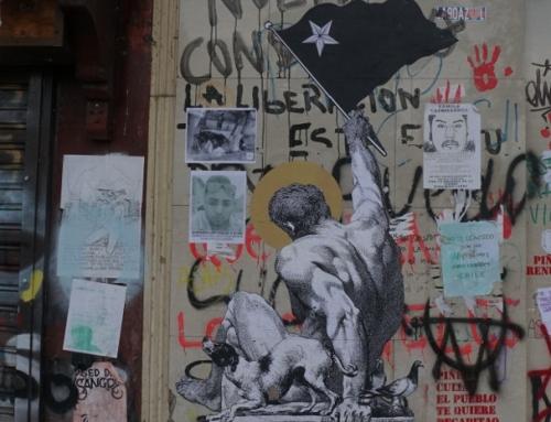 Psicólogos (as) en la contingencia: Excesos policiales van más allá de los marcos legales, para acallar la protesta social