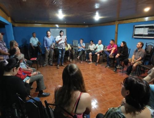 Asamblea de Unidad Social de Peñalolén exigen cambios en preguntas de la Consulta Ciudadana de la comuna