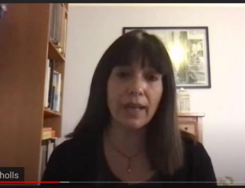 Académica Nancy Nicholls revisó relación entre testimonios y memoria de la represión dictatorial en conferencia a distancia