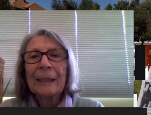 """María Isabel Matamala, sobreviviente de Villa Grimaldi: """"nuestro proceso de sanación lo iniciamos en los campos de concentración practicando la sororidad"""""""