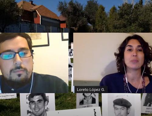 Académica Loreto López revisó relación entre testimonios y sitios de memoria