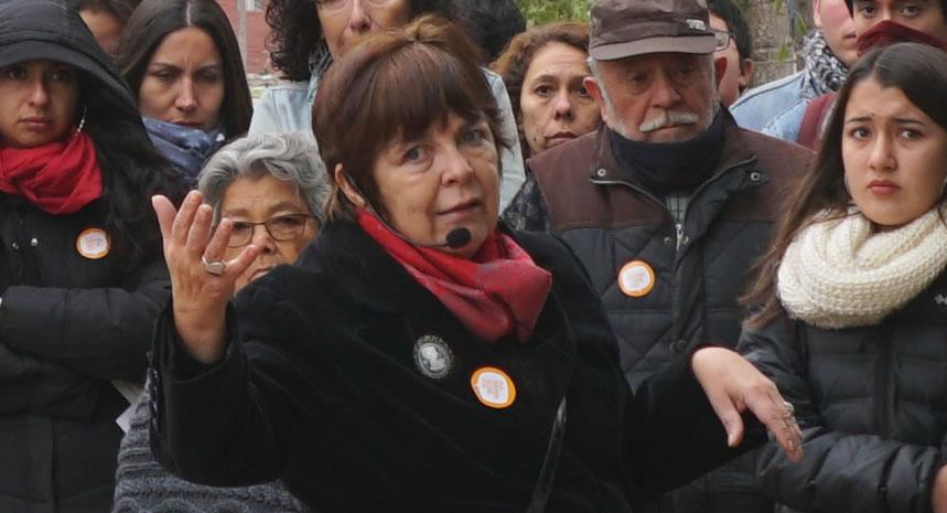 Lucrecia Brito, sobreviviente de Villa Grimaldi: En Chile se ha querido borrar nuestras memorias, y olvidar lo que sucedió