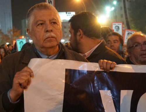 """Mario Venegas Jara, sobreviviente de Villa Grimaldi: """"Nuestros testimonios son nuestra misión, nuestro compromiso con los que ya no están"""""""