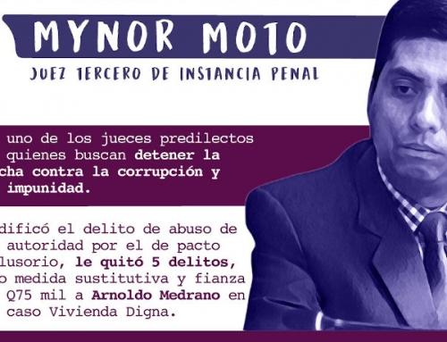 Denuncian  nuevos atentados contra el Estado de derecho en Guatemala