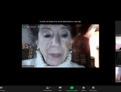 Nubia Becker, sobreviviente de Villa Grimaldi: «Los Derechos Humanos en Chile aparecieron como algo a conquistar, esa lucha se mantiene hasta hoy»