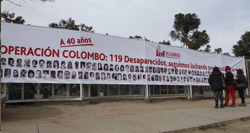 """Lucía Sepúlveda, a 46 años de la Operación Colombo: """"Nuestros compañeros y compañeras dejaron sembrada una huella de dignidad que perdura hasta hoy"""""""