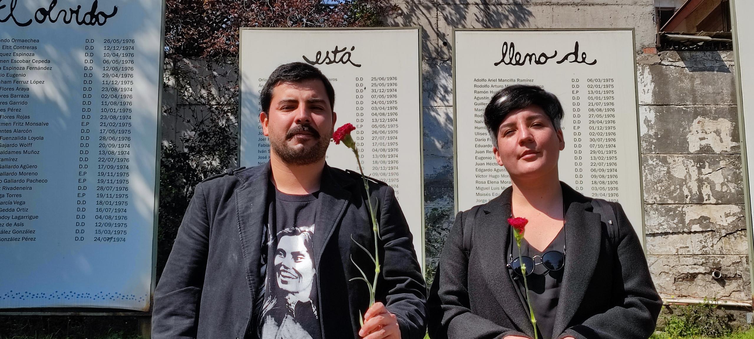 Archivo oral: Dos nuevos relatos de víctimas de violaciones a los derechos humanos durante el Estallido Social