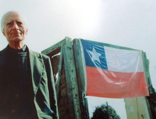 Sacerdote José Aldunate, una vida de coherencia y consistencia por los derechos humanos