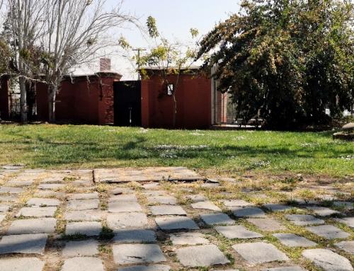 Parque por la Paz Villa Grimaldi: A pesar del virus, seguimos impulsando una cultura de derechos humanos
