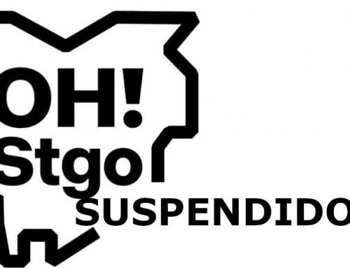 Se suspende Oh¡ Santiago