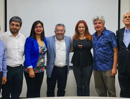 Concejo municipal de Peñalolén ratificó apoyo a sitio de memoria Parque por la Paz Villa Grimaldi