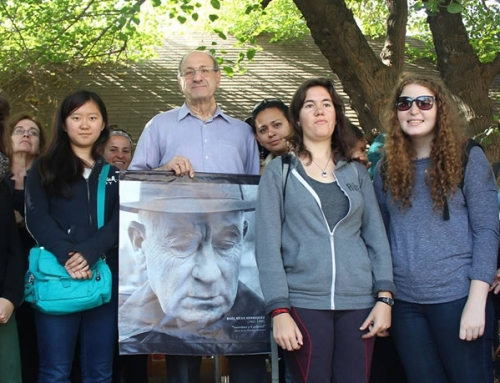 Corporación Parque por la Paz Villa Grimaldi expresa su pesar ante el fallecimiento del destacado abogado de derechos humanos José Zalaquett